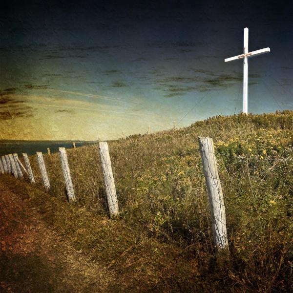 La croix de Percé