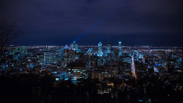 Blue Montreal