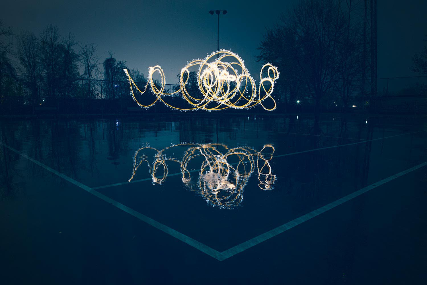 Light painting 6