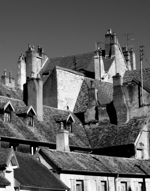 Les toits de Besac